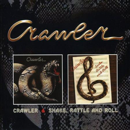Felicia Snake (Crawler / Snake Rattle & Roll (CD) )
