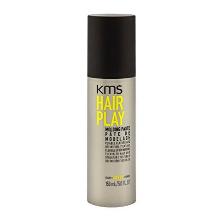 Kms Molding (KMS HAIRPLAY Molding Paste Provides Texture, Natural Shine, Pliable Hold & Definition Unisex, 5 oz)