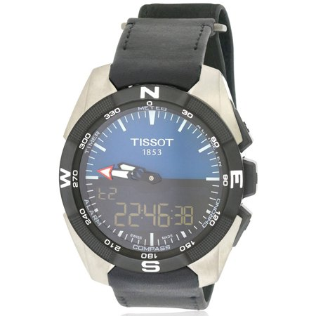 Tissot T Touch Expert Solar Mens Watch  Leather