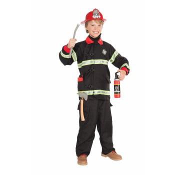 CHILD FIREMAN SET (Fireman Dress)