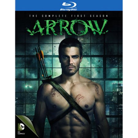 Arrow: The Complete First Season - Colton Haynes Halloween