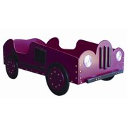 just kids stuff old style race toddler car bed