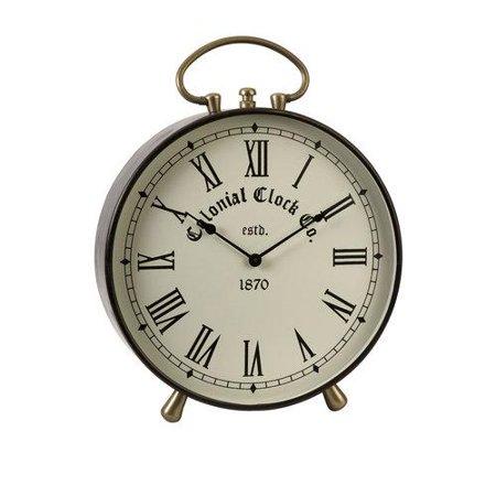 Imax Home 60098 Clocks Logan Home Decor Desk Clocks