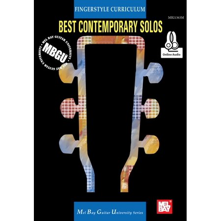 MBGU Fingerstyle Curriculum: Best Contemporary Solos -