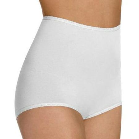 Bali Womens Cool Cotton Skimp Skamp Brief Style-2332 Skamp Nylon Brief Panties