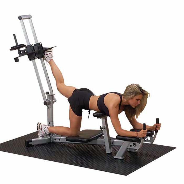 Body Solid - Powerline Glute Max