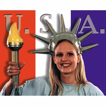 Statue Of Liberty Costumes For Adults (Statue of Liberty Set Adult Halloween)