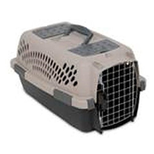 "19"" Pet Taxi, Gray, Pet carrier By Doskocil Ship from US"
