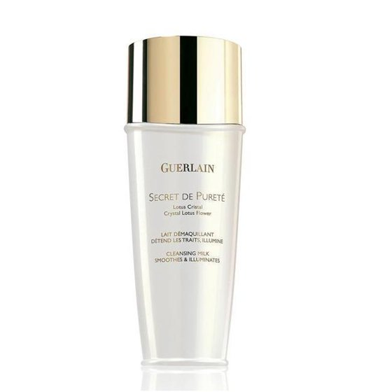 Guerlain Secret De Purete Cleansing Milk By Guerlain For Unisex