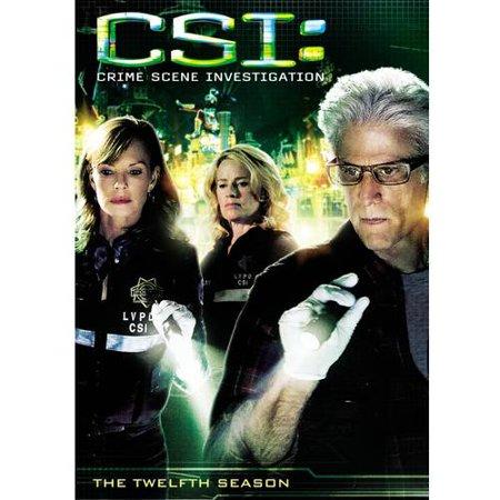 Csi  Crime Scene Investigation   The Twelfth Season  Widescreen
