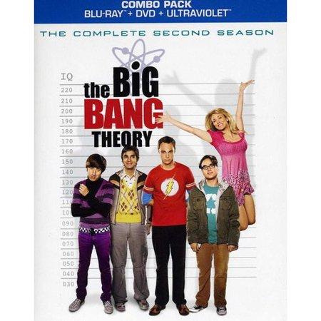 Big Bang Theory   Big Bang Theory  Season 2  Blu Ray