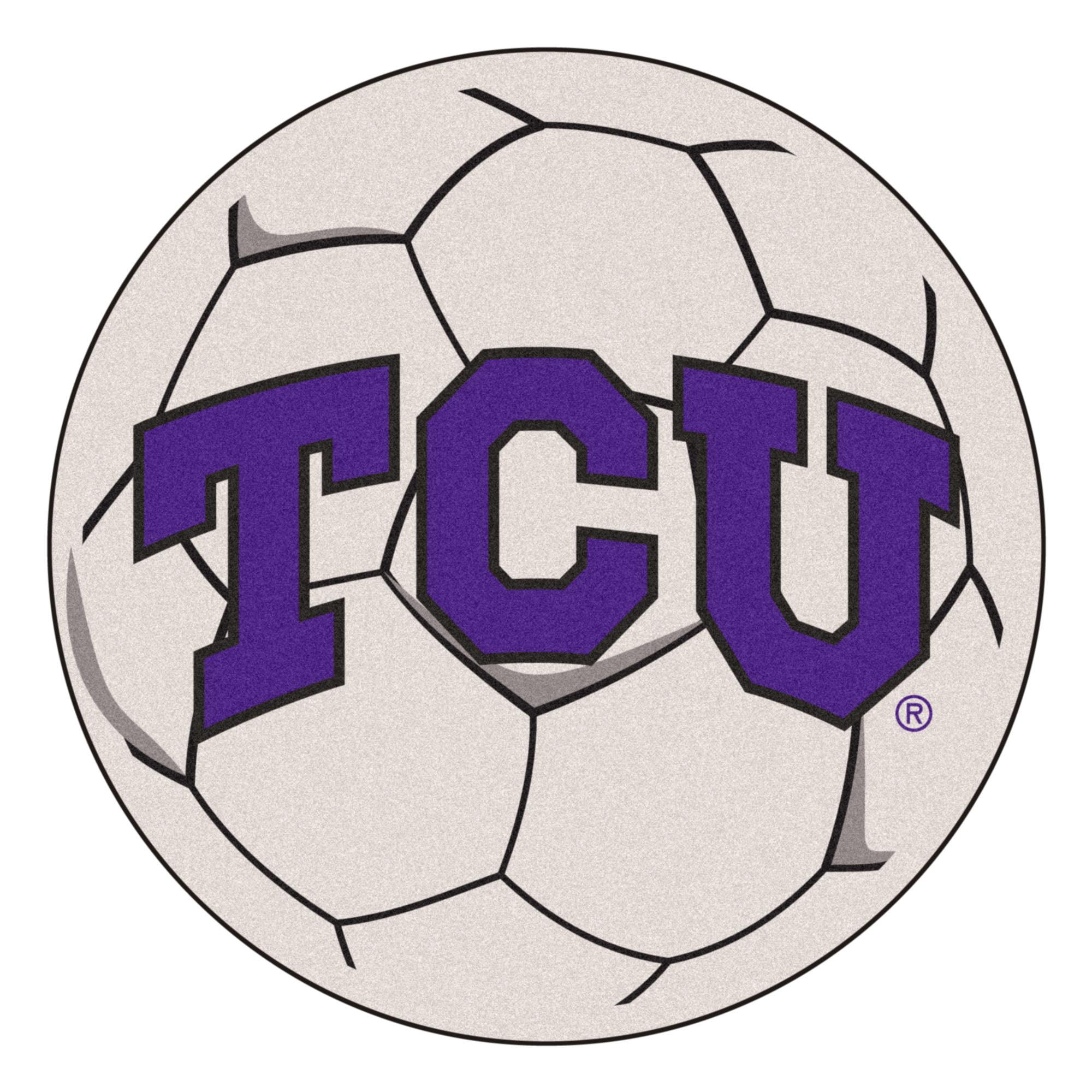 """TCU Soccer Ball 27"""" diameter"""