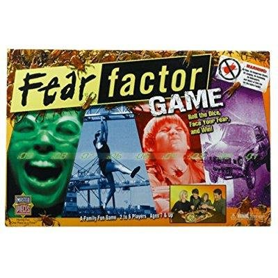 Fear Factor Game](Fear Factor Game For Halloween)