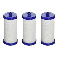Replacement Water Filter For Frigidaire RC-200 Refrigerator Water Filter by Aqua Fresh (3 Pack)