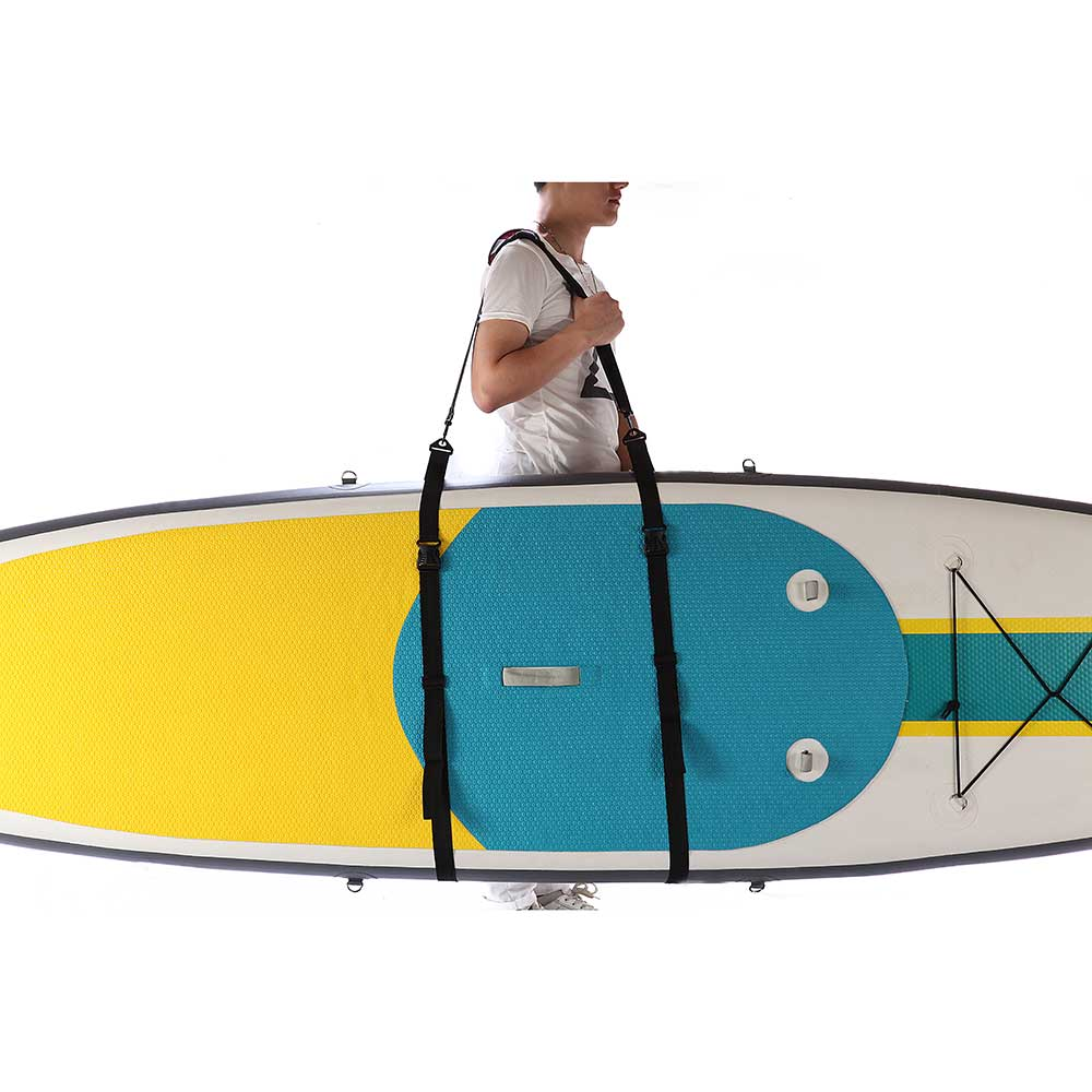 Click here to buy Blue Water Toys Stand Up Paddle Board (SUP) Carrying Strap BWAC-022CS.
