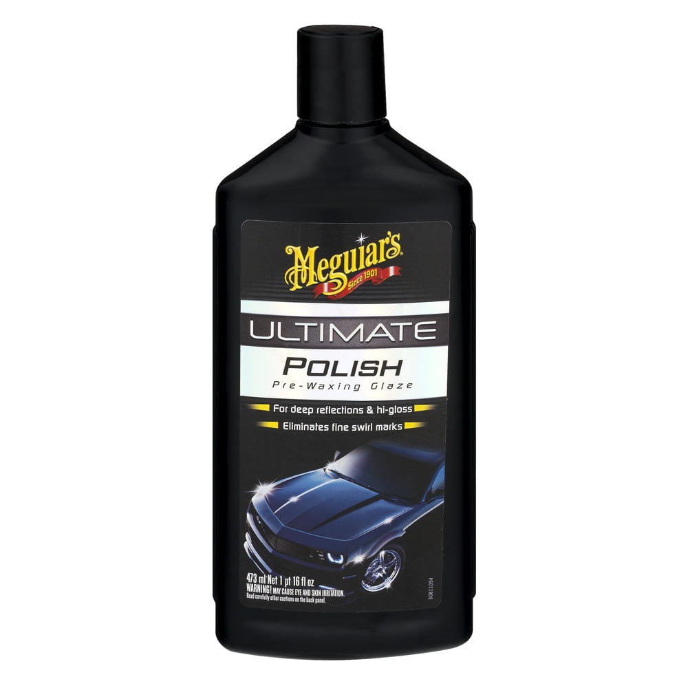 meguiar 39 s g19216 ultimate polish 16 oz. Black Bedroom Furniture Sets. Home Design Ideas