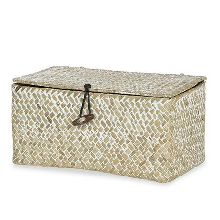 Alexa Keepsake Storage Box with Lid (Keepsake Book Box)