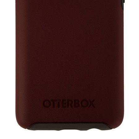 ec2be4df3f3 OtterBox Symmetry Protective Case for Galaxy S9 - Fine Port (Red / Slate  Grey) ...