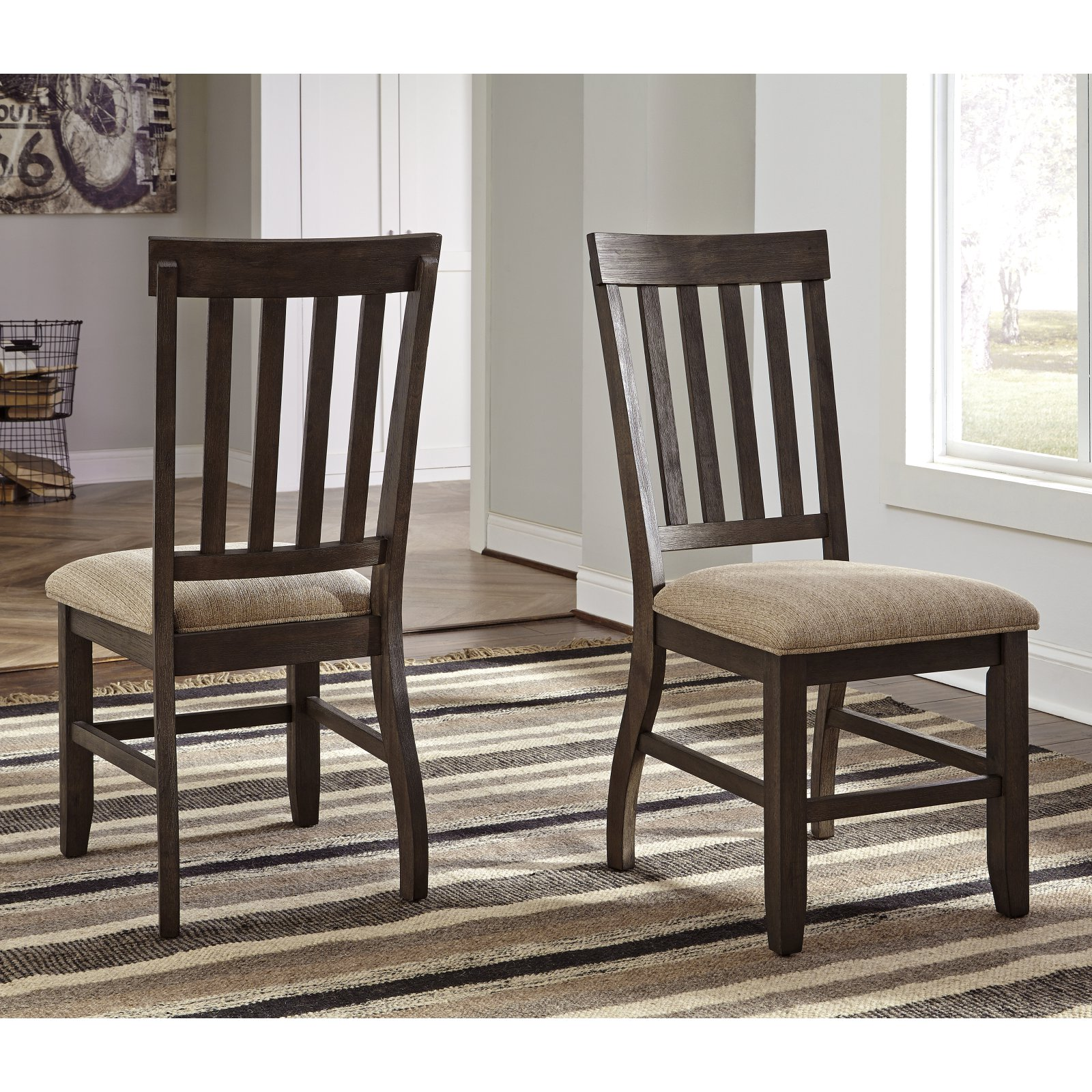 Signature Design by Ashley Dresbar Dining Chair - Set of 2