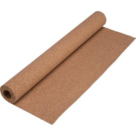 Hobby Cork Roll - Lorell, LLR84173, Natural Cork Rolls, 1 Each