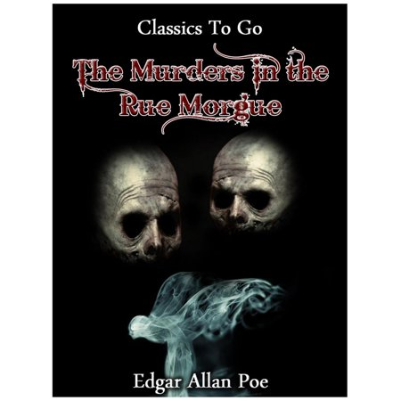 The Murders In The Rue Morgue - eBook](Rue Morgue Halloween)