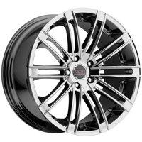 "Milanni 9032 Kahn 22x9 5x112 +25mm PVD Wheel Rim 22"" Inch"