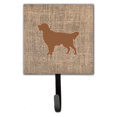 - Caroline's Treasures Golden Retriever Leash Holder and Wall Hook
