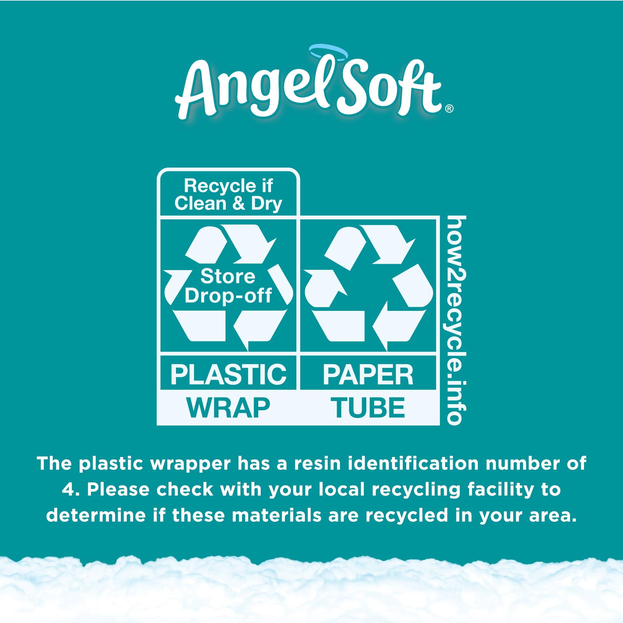 Angel Soft Toilet Paper, 9 Mega Rolls