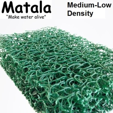 MATGN235 Green, Simply one of the Best pond filter Media options on the market By