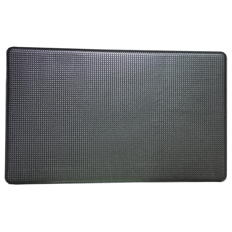 Art3d Anti Fatigue Comfort Memory Foam Kitchen Mat Black 18 X 30