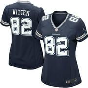 Jason Witten Dallas Cowboys Nike Women's Game Jersey - Navy Blue