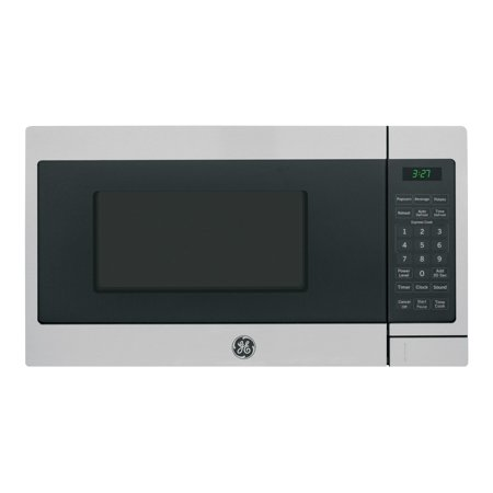 GE® 0.7 Cu. Ft. Capacity Countertop Microwave Oven, Stainless Steel