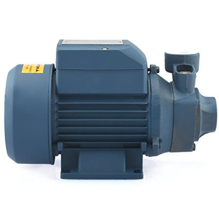 Tooluxe 50635 Electric Centrifugal Clear Water Pump, 0.5 HP | Pools, Ponds, Irrigation, Garden, Sprinkling | 380 GPH - image 1 of 2