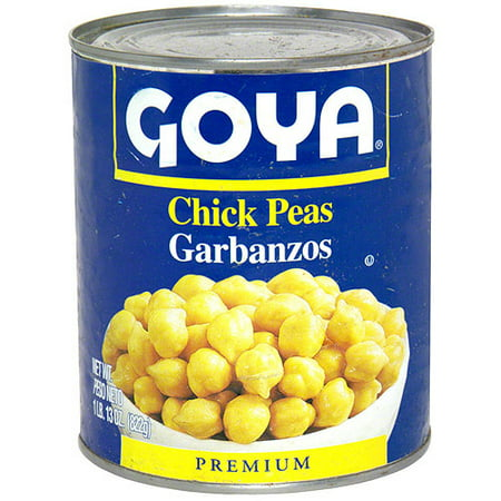 Canned Chick Peas Baby Food