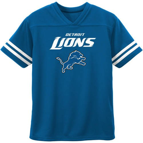 NFL Detroit Lions Toddler Short Sleeve Fashion Top