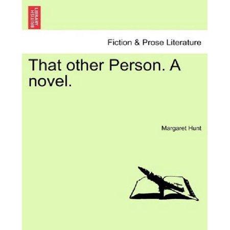 That Other Person. a Novel. - image 1 de 1