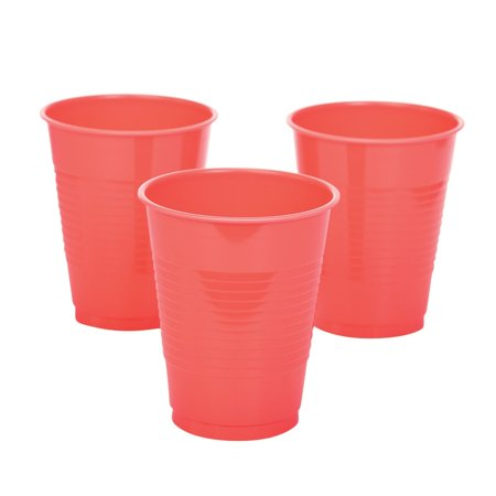 Cool Gear Halloween Tumblers (Coral Plastic Tumblers)