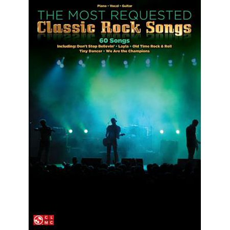 The Most Requested Classic Rock Songs (Paperback) for $<!---->