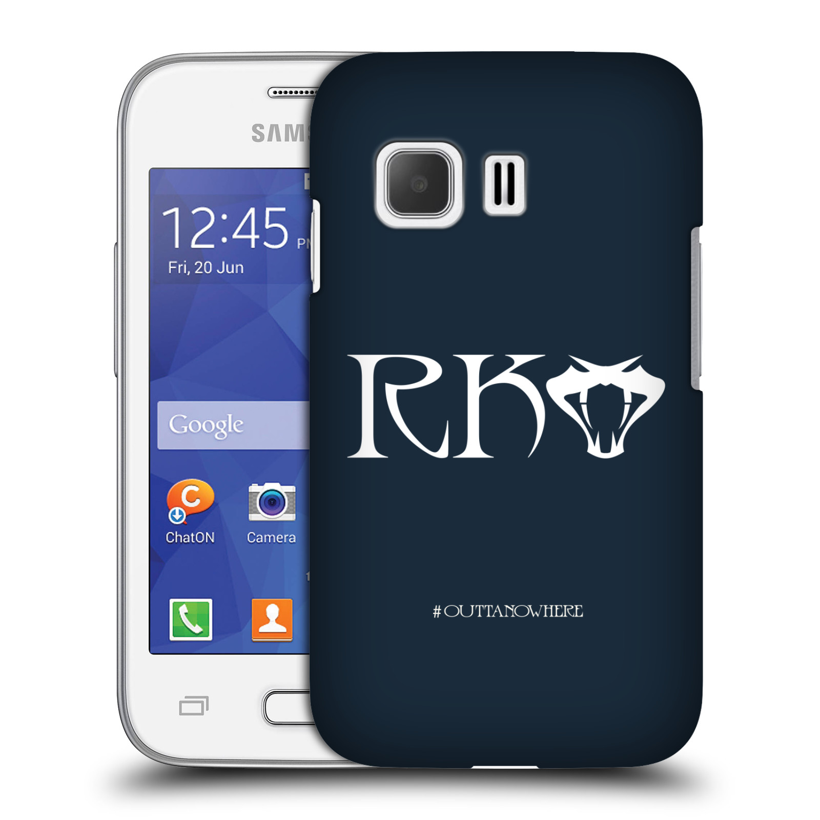 OFFICIAL WWE RANDY ORTON HARD BACK CASE FOR SAMSUNG PHONES 3