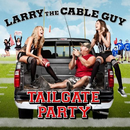 Tailgate Party (CD) (Tailgating Music)
