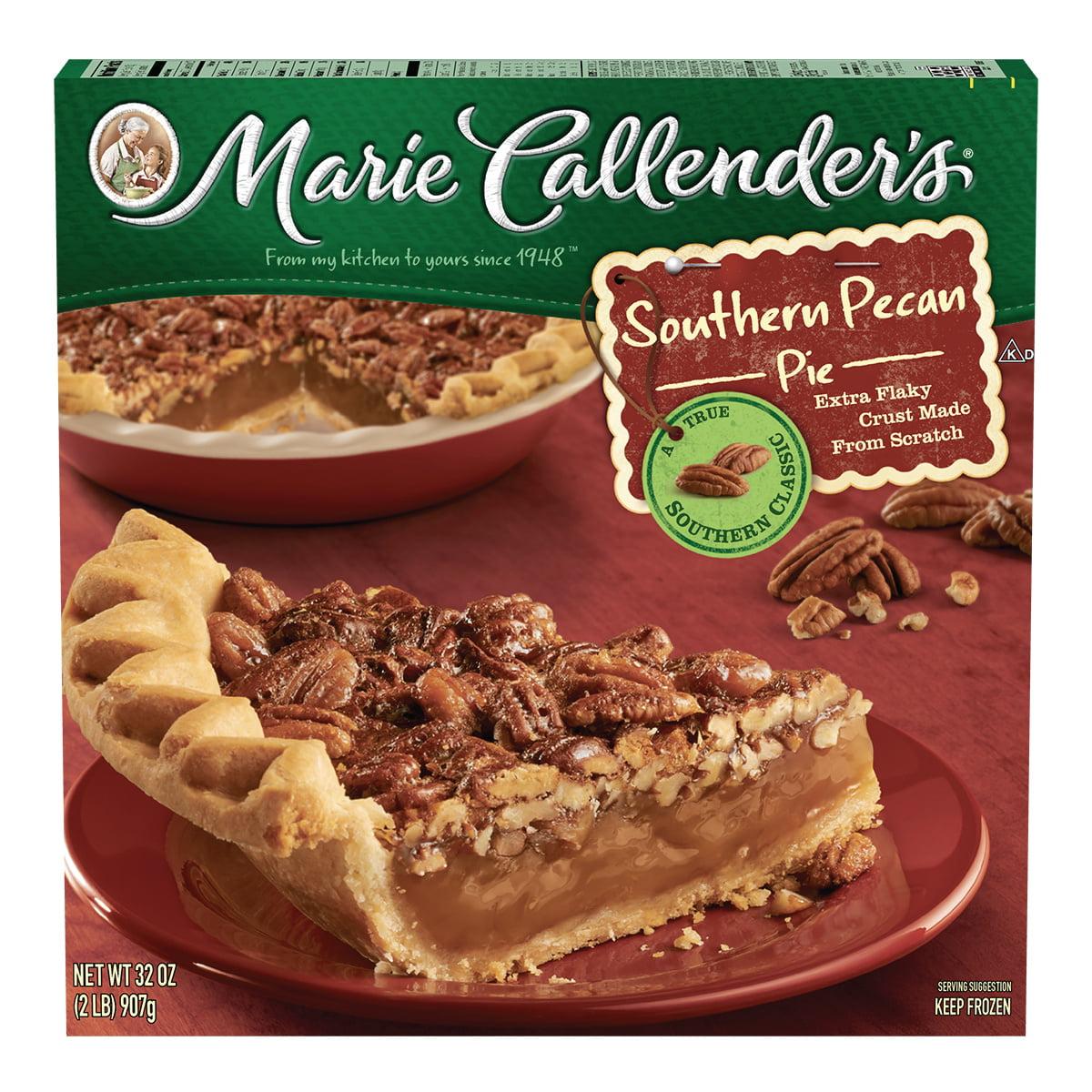 Marie Callender's Frozen Pie Dessert, Southern Pecan, 32 Ounce