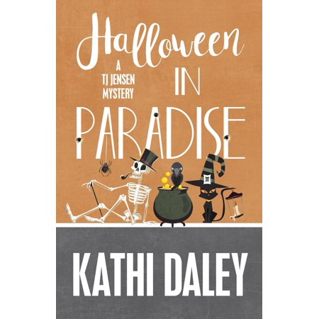 HALLOWEEN IN PARADISE - eBook](When Is The Halloween Day In Usa)