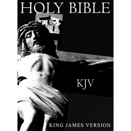 The Bible, King James Version (Best For Kobo) -