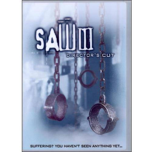 Saw III (Director's Cut) (Unrated) (Widescreen)