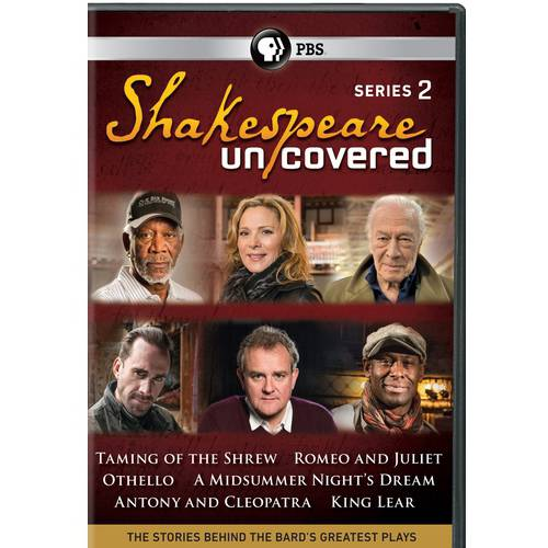 Shakespeare Uncovered: Series 2 (DVD) by PBS