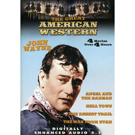 Great American Western: Volume 4 (DVD) Cleveland Browns Dvd