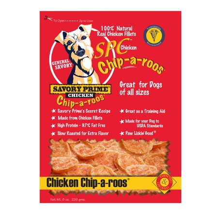 Savory Prime Chicken Chip-a-Roo's 8 oz