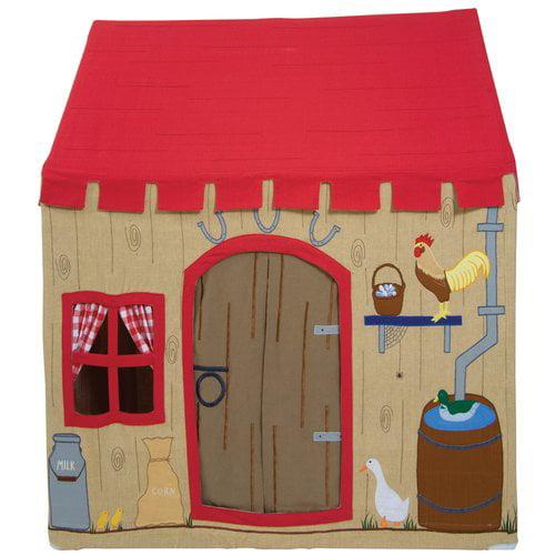 Win Green Barn 3.58' Playhouse