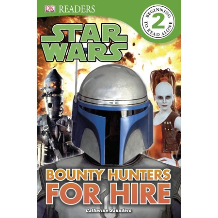 DK Readers L2: Star Wars: Bounty Hunters for Hire - eBook