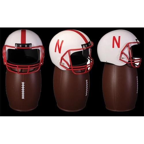 NCAA 81-CGRB74 University of Nebraska Collectors Bin